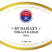 Budaházy Kabar 2012