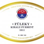 Füleky Király Furmint 2012