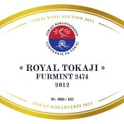 Royal Tokaji Furmint 2474, 2012