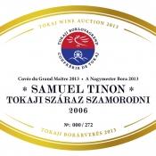 Samuel Tinon Száraz Szamorodni 2006