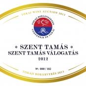 Szent Tamás Szent Tamás válogatás 2012