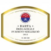Batra-Oreg-Kiraly-Furmint-Szelekcio-2013