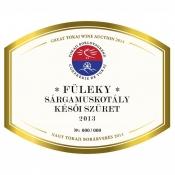 Fuleky-Sargamuskotaly-Kesoi-Szuret-2013