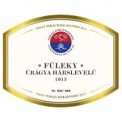 Fuleky-Uragya-Harslevelu-2013