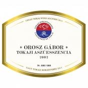 Orosz-Gabor-Tokaji-Aszueszencia-2002