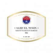 Samuel-Tinon-Grands-Vins-de-Tokaj-Szent-Tamas-Furmint-2014