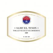 Samuel-Tinon-Grands-Vins-de-Tokaj-Tokaji-Szaraz-Dry-Szamorodni-2009
