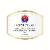 Szent-Tamas-Winery-and-Vineyard-Nyulaszo-1-es-Hordo-Tokaji-Edes-Sweet-Szamorodni-2013