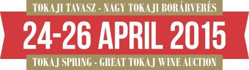 Confrérie de Tokaj - Great Tokaj Wine Auction 2015 banner