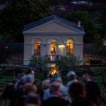 Tokaji Tavasz 2015 Borkostolo es vacsora a Sarga Borhazban (1)