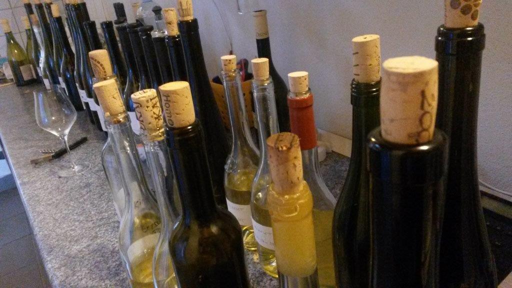 Nagy Tokaji Borárverés vakkóstoló - Tokaji borok