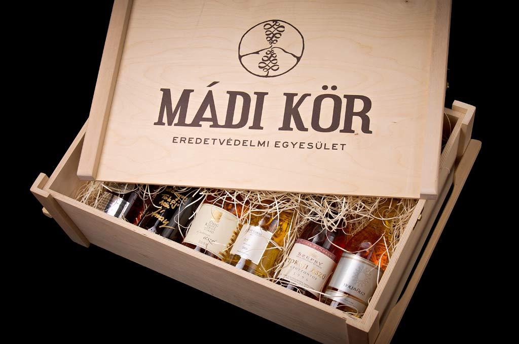 Photo of Mádi Kör Aszú selection box