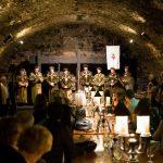 Intronisation Rakoczi cellar - Confrerie de Tokaj
