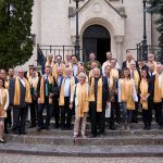 Photo Intronisation with members old and new - Confrerie de Tokaj
