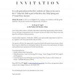 Ist Tokaj Fair - Invitations to wine professionals