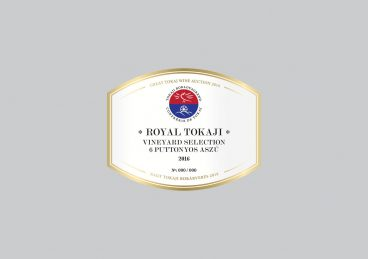 Royal Tokaji Vineyard Selection 6 puttonyos Aszú 2016