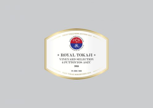Royal Tokaji Vineyard Selection 6 puttonyos Aszú 2016