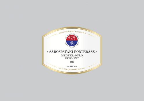 Sárospataki Borterasz Megyer-dűlő Furmint 2017