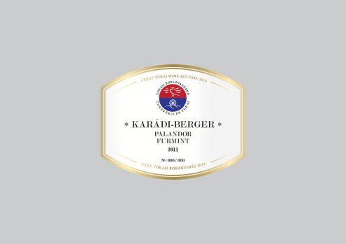 Karádi-Berger Palandor Furmint 2011