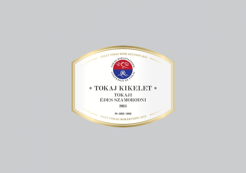 Tokaj Kikelet – Tokaji Édes Szamorodni 2015